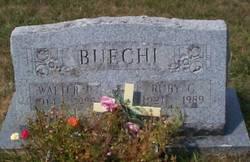 Ruby G <I>Oliphant</I> Buechi