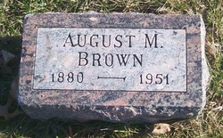 August M. Brown