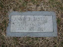 Annie J. Taylor