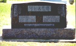 Hazel M. <I>Cyr</I> Heald