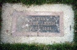 Mathew Patrick Ahern