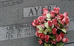 Lee Edward Ayer