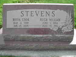 Belva Cook Stevens
