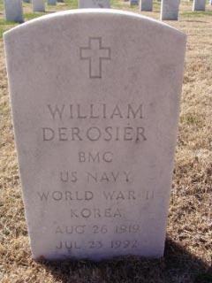 William Derosier