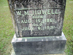 William Mack Howell