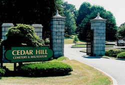 Cedar Hill Cemetery and Mausoleum