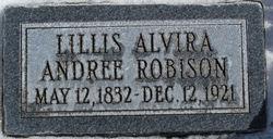 Lillis Alvira <I>Andre</I> Robison