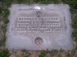 Kenneth Dick Loyd