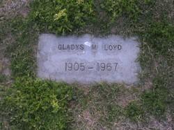 Gladys Mildred <I>Crum</I> Loyd