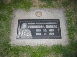 Fernanda Irena Moreno