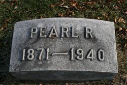 Pearl Rebecca <I>Clark</I> Barnum