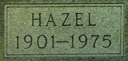Hazel <I>Beer</I> Felkner