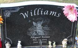 Abigail Renee Williams