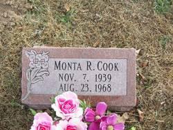 Monta Roland Cook