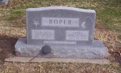 Eula Dell <I>Hunt</I> Roper