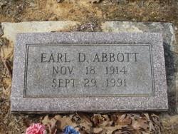 Earl Duel Abbott