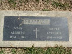 Esther A. <I>Hoffmann</I> Frappart
