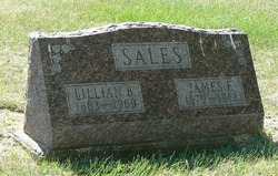 Lillian B <I>Hixenbaugh</I> Sales
