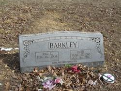 Ruth <I>Johnson</I> Barkley