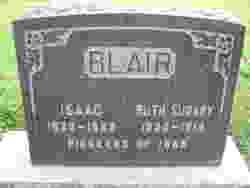 Isaac Blair Sr.