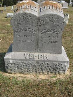 Carolina <I>Hepp</I> Veeck