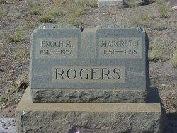 Margaret Jemima <I>Reese</I> Rogers