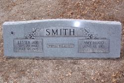Amy <I>Hood</I> Smith