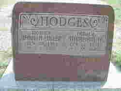 Hannah <I>Fuller</I> Hodges