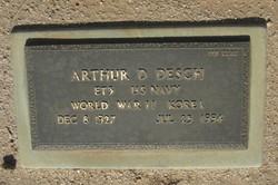 Arthur D Desch
