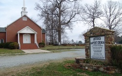 Antioch Baptist Church Cemetery