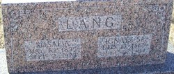 Rosalia Stella Lang
