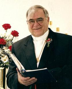 Rev Paul Gerhard Albrecht