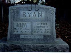 Minnie Ellen <I>Baker</I> Ryan
