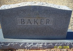 Alfred Mathias Baker