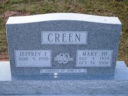 Jeffrey Jon Creen