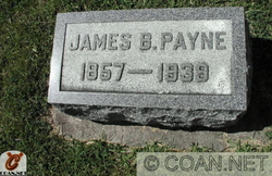 James Buchanan Payne