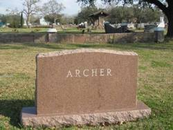 Eleanor Bertha <I>Miller</I> Archer