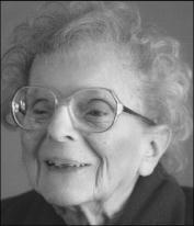 Edna <I>Morin</I> Belliveau