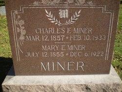 Charles F. Miner