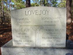Lovejoy Cemetery