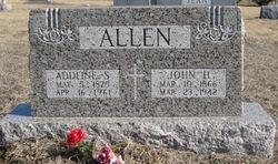 Addline S. <I>Brown</I> Allen