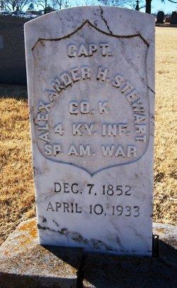 Alexander H. Stewart