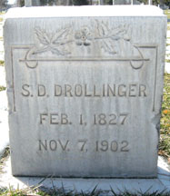 Samuel Dudley Drollinger