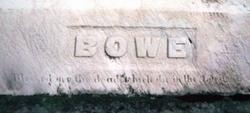 Abner Bowe