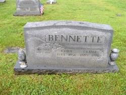 """James Clinton """"Clint"""" Bennett"""