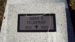 "Dorthea Antonia ""Dora"" <I>Olberding</I> Feldkamp"