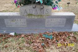 Wiley Andrew Adams