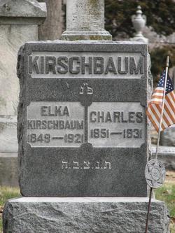 Charles Kirschbaum