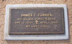 James Thurman Turner