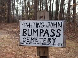 Bumpass Family Cemetery